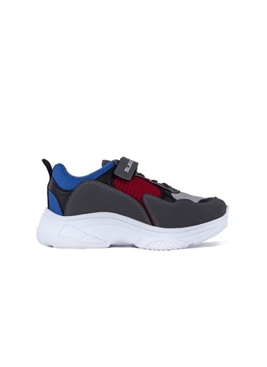 Slazenger Erkek Çocuk  Sneakers 100787432 Gri